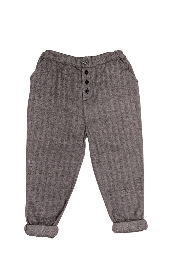 Billy Pants Herringbone