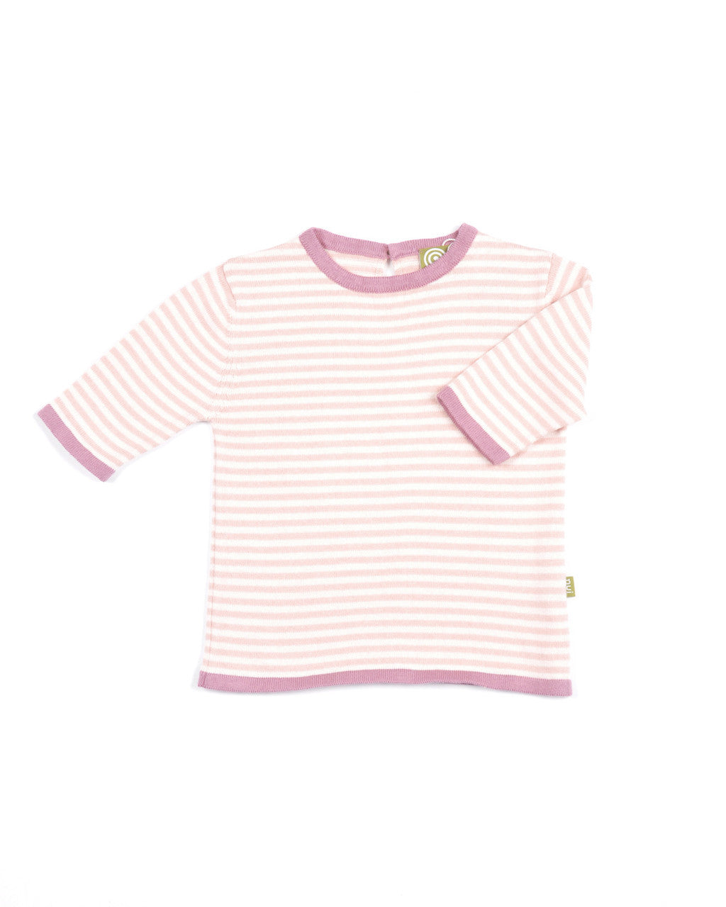 Dottie Top Pink Stripe