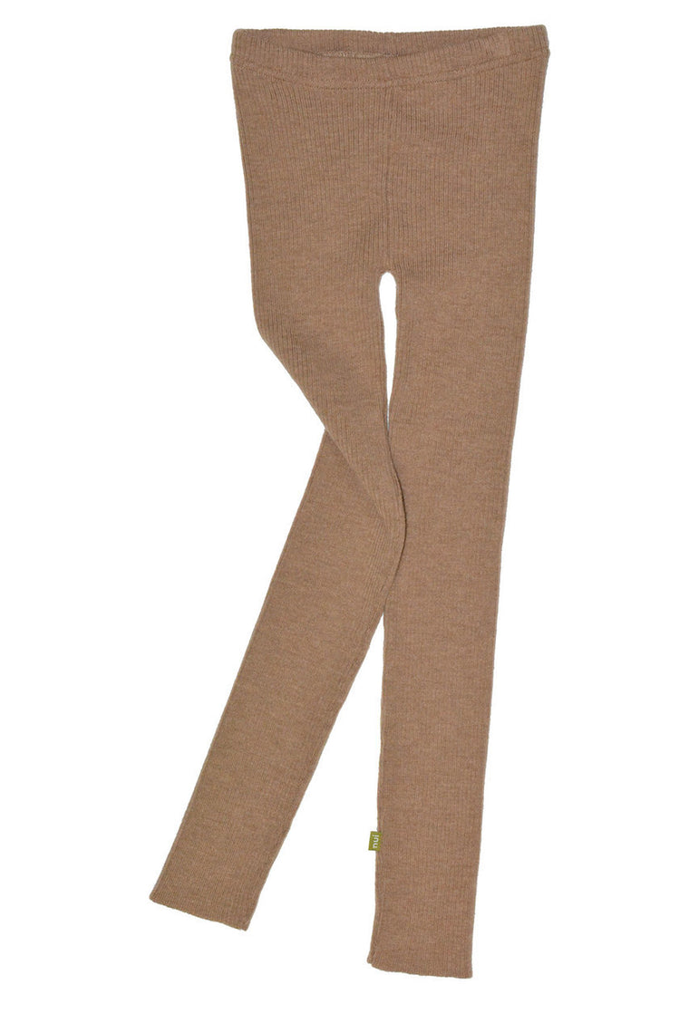 Knit Leggings Toffee