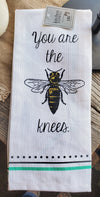 Bee Inspired Kitchen Towels