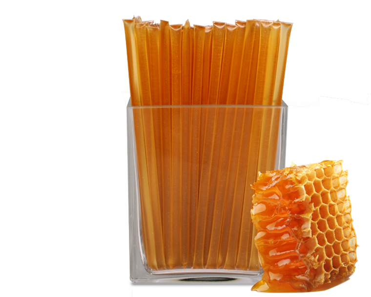 Honey Straws (3/$1)
