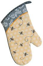 Queen Bee Oven Mitt Gift Set
