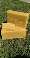 Solid Beeswax Block
