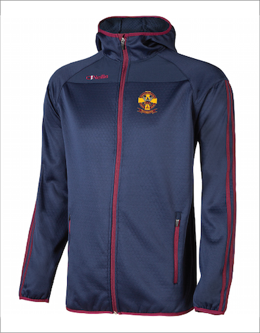 Plunketts Ashton Full Zip Fleece Lined Top