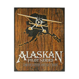 Pilot Series Wooden Sign