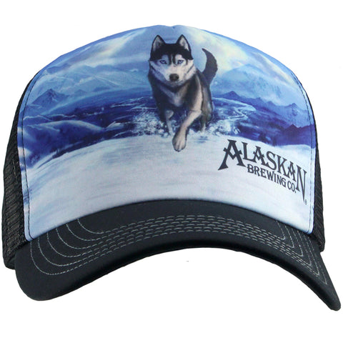 Sublimated Husky IPA Trucker Hat