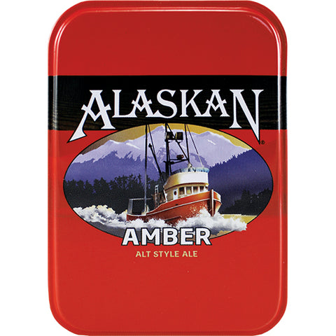 Alaskan Amber Playing Cards