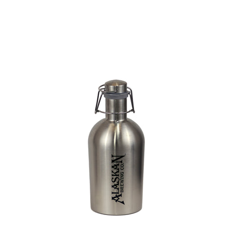 Stainless Steel Single Walled Swingtop Growler