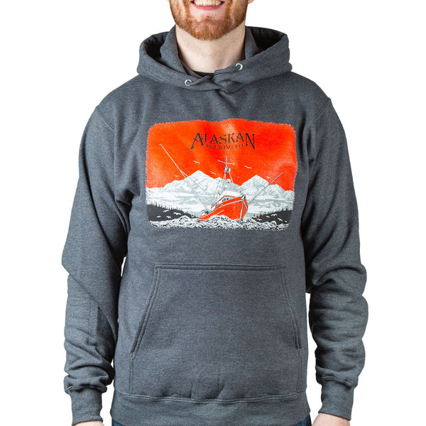 Amber Ale Can Hoodie