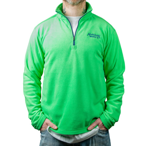 Ascent Fleece 1/4 Zip - Landway