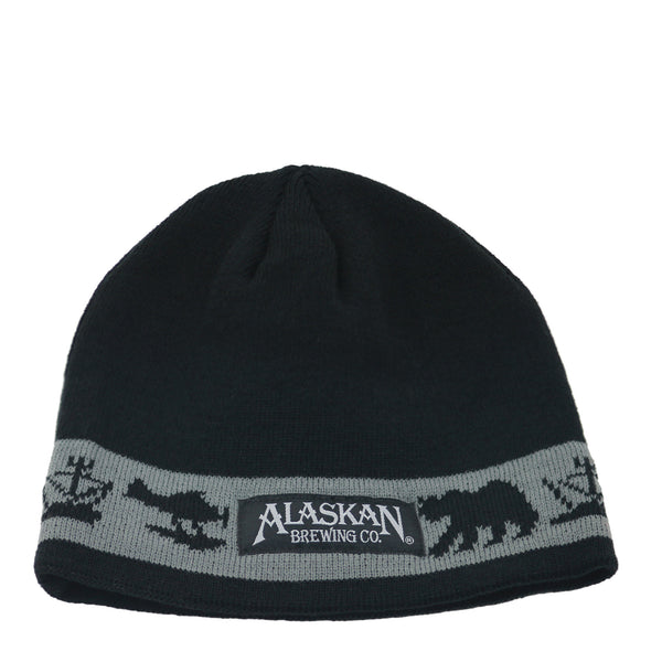 Icon Knit Hat Beanie - ACE
