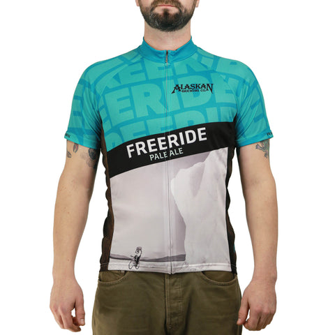Freeride Pale Bike Jersey