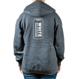 White Ale Can Hoodie
