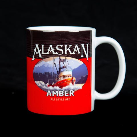 Alaskan Brewing Coffee Mugs
