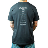 Alaskan Beer Line up SS Tee
