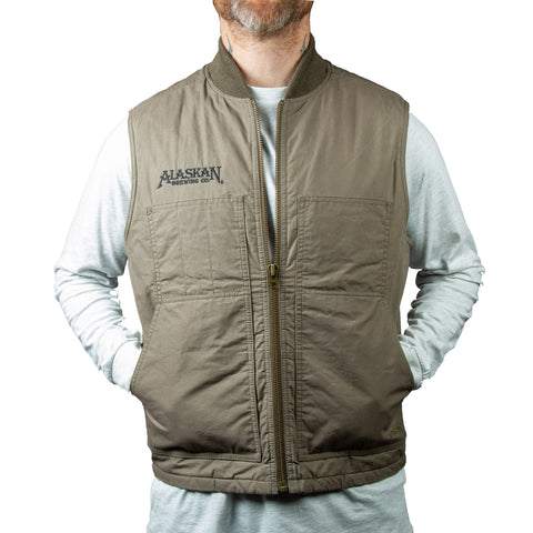 Filson - Dry Wax Work Vest