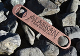 Copper Bottle Openers.