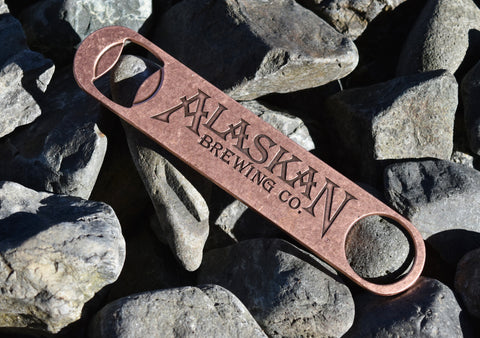 Copper Bottle Openers