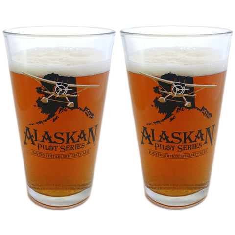 2- Pack Pilot Series Pints