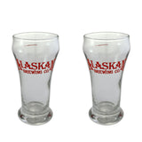 Alaskan Brewing Company Sample Glass