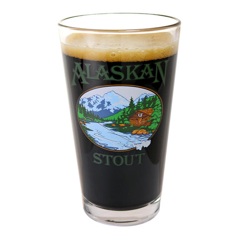 Stout Pint Glass