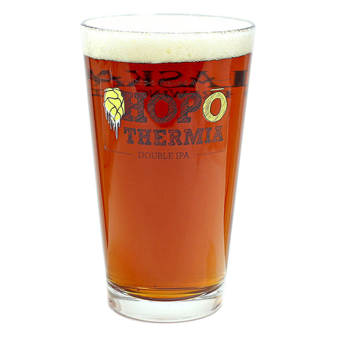 Alaskan Hopothermia Pint Glass