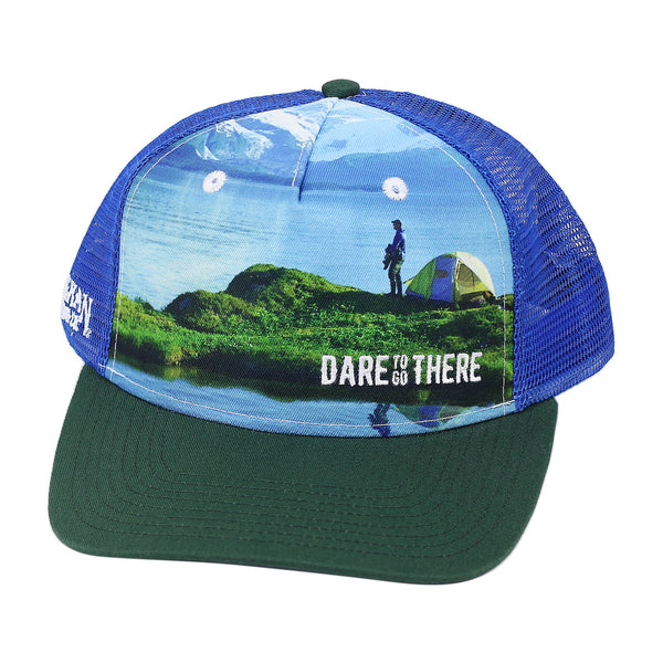 Tent Sublimated Cap
