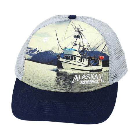 Amber Sublimated Cap