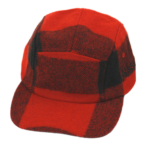 Alaskan Brewing 5 Panel Wool Cap