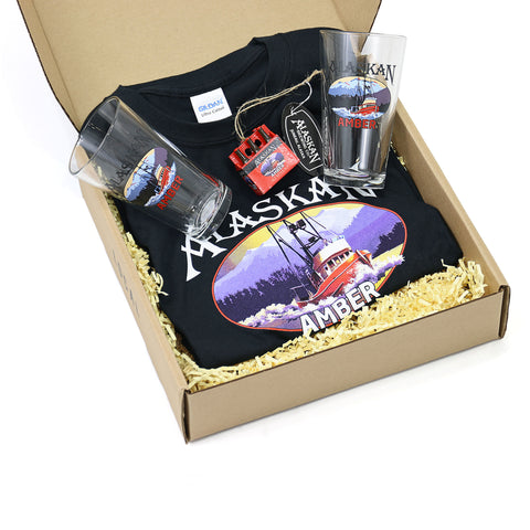 Holiday Amber Gift Set- Small