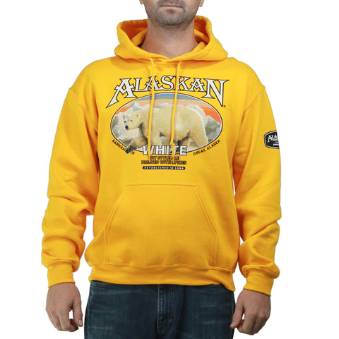 White Ale Bend Hoodie