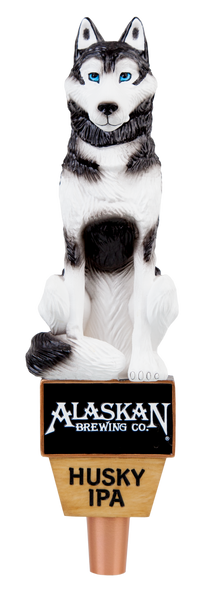 Husky IPA Tap Handle