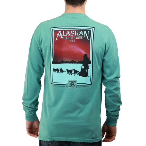 Alaskan Barleywine Label Long Sleeve