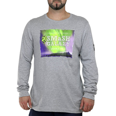 SMaSH Galaxy LS Tee