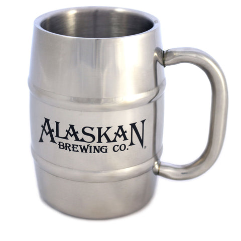 Stainless Steel Stein