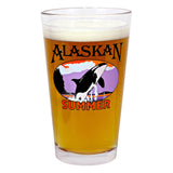 Alaskan Summer Ale Pint Glass