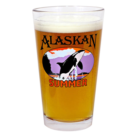Summer Ale Pint Glass