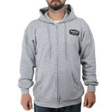Summer Retro Full Zip Hoodie