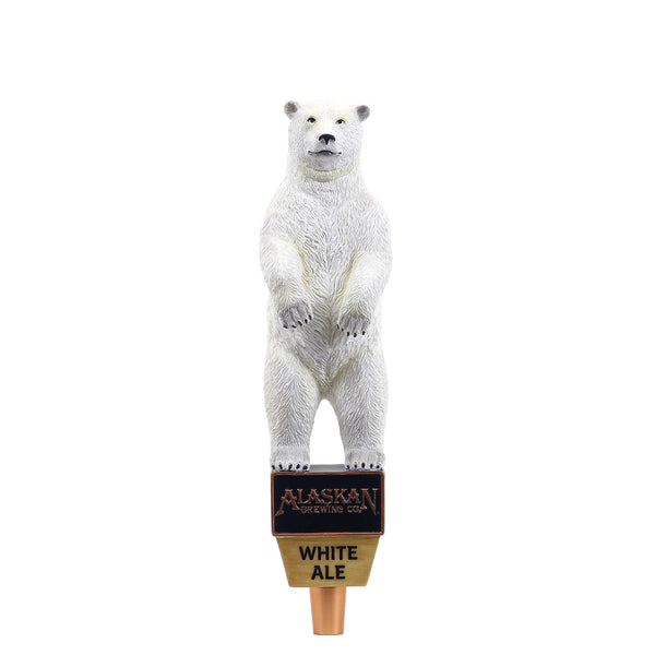 Alaskan White Ale Tap Handle