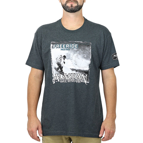 Freeride Pale Ale Classic SS Tee