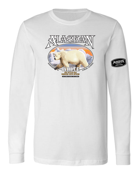 White Ale Blend LS Tee