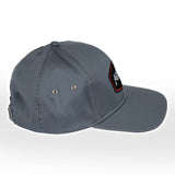 Industrial Grey Cap