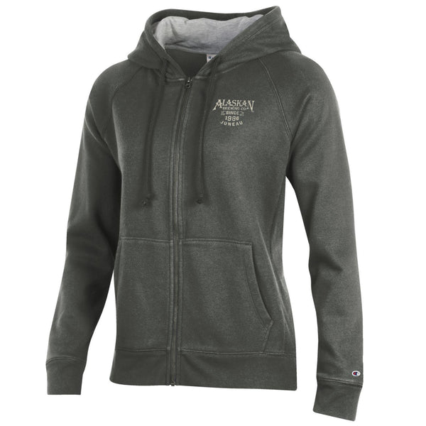 Women's Champion Rochester Fleece FZ Hoodie