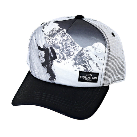 Big Mountain Sublimated Foam Trucker Cap
