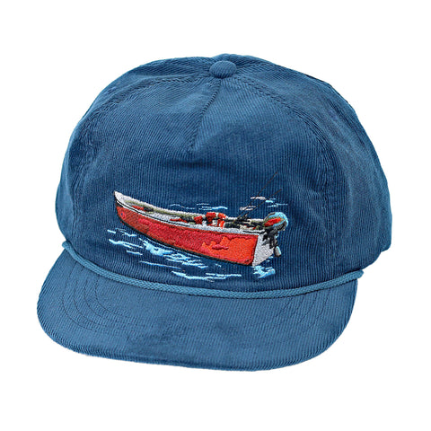 Kicker IPA Retro Corduroy Hat