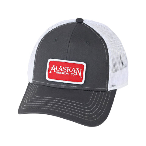 Alaskan Brewing Co Patch Trucker Hat