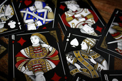 Magna Carta Playing Cards Set