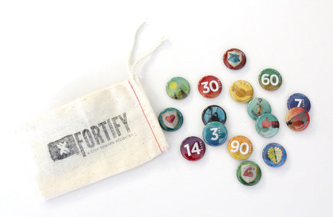 Fortify Buttons