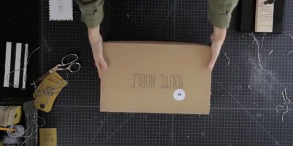 ECO-FRIENDLY PACKAGING IN 20 SECONDS