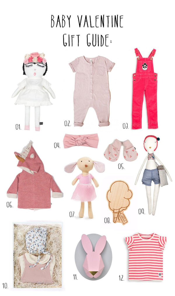 Valentine's Day Gifts for Babies